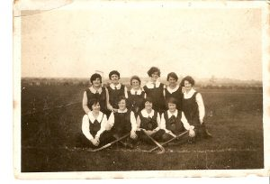 KLHC 1930s team photo